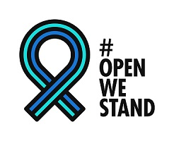 Open We Stand - GoDaddy Logo